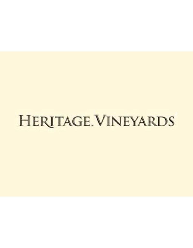 The Heritage Vineyard 2012 Zinfandel, California 1.5L