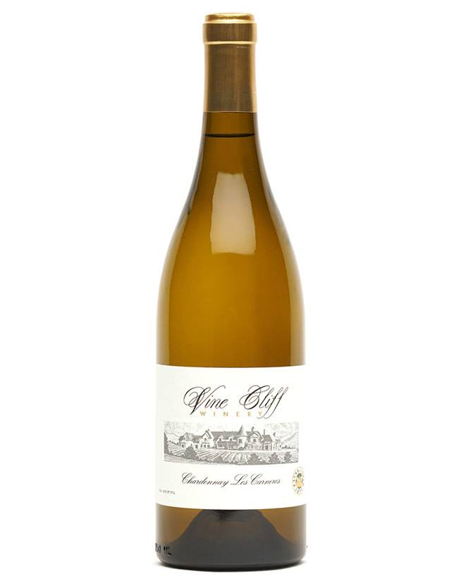 Vine Cliff 2018 Chardonnay, Carneros, Napa Valley, California
