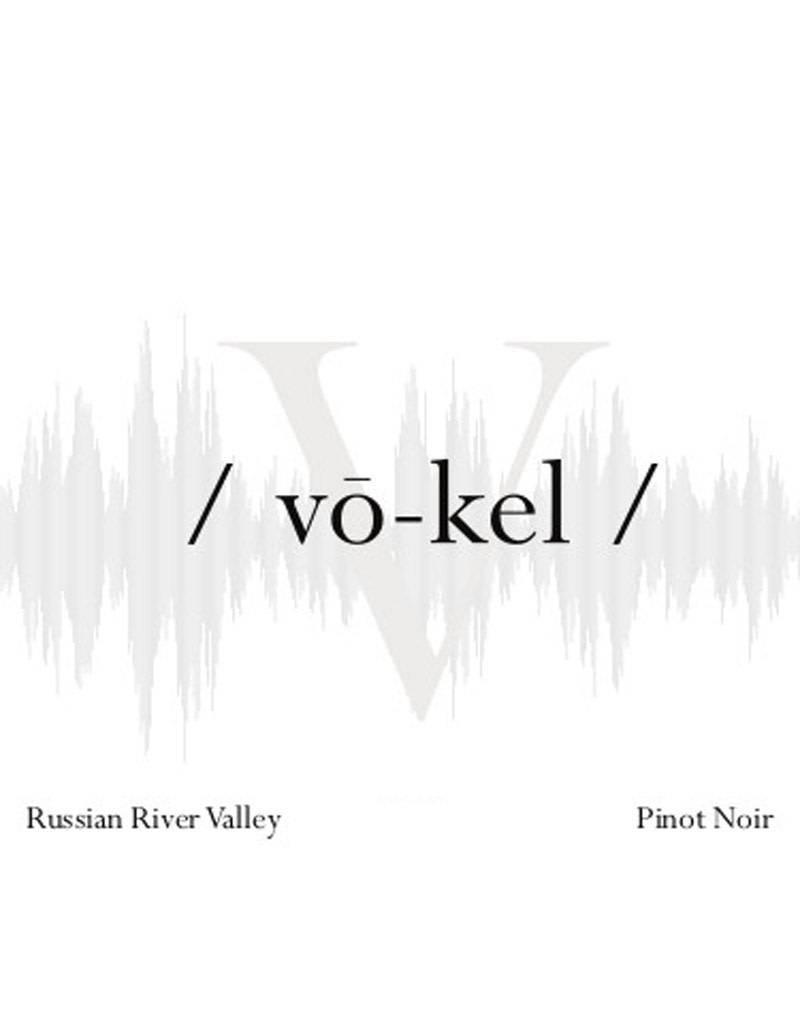 Vō-kel 2018 828 Neighbors, Pinot Noir, Russian River Valley, Sonoma, California