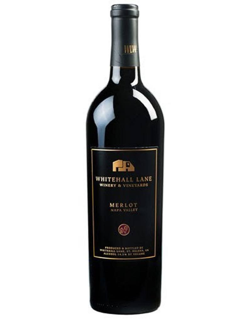 Whitehall Lane Winery 2001 Merlot, Napa Valley
