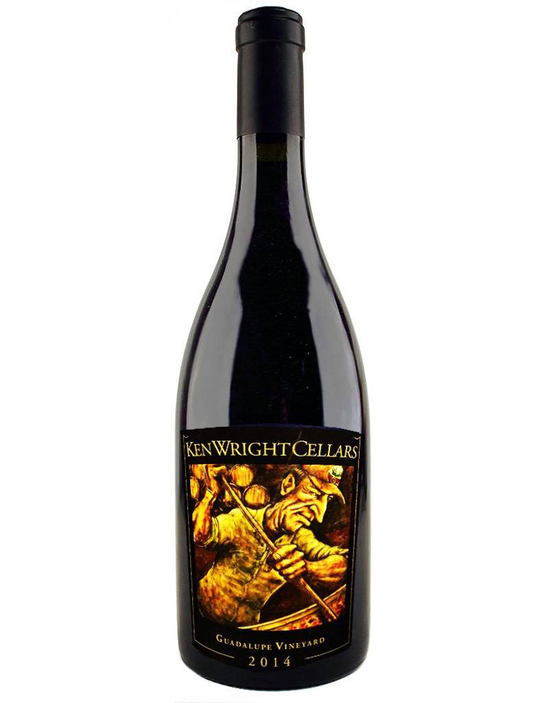 Ken Wright Cellars Ken Wright Cellars 2018 'Savoya Vineyard' Pinot Noir, Willamette, Oregon 375ml