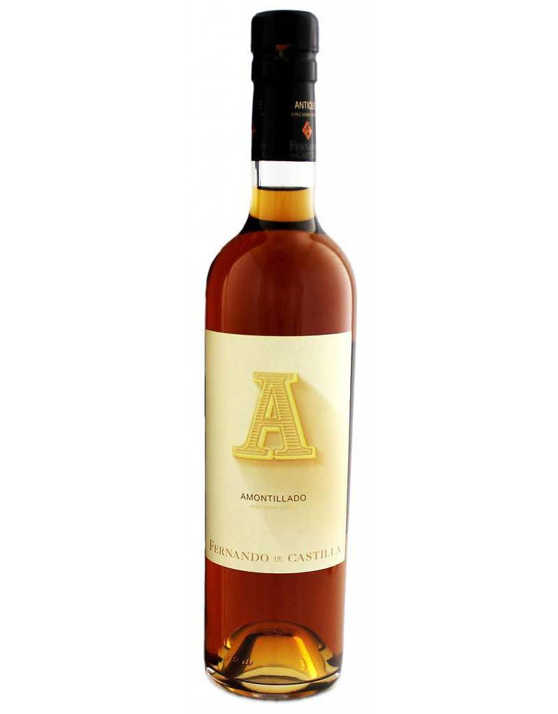 Fernando de Castilla Antique Amontillado Sherry, Andalucia, Spain