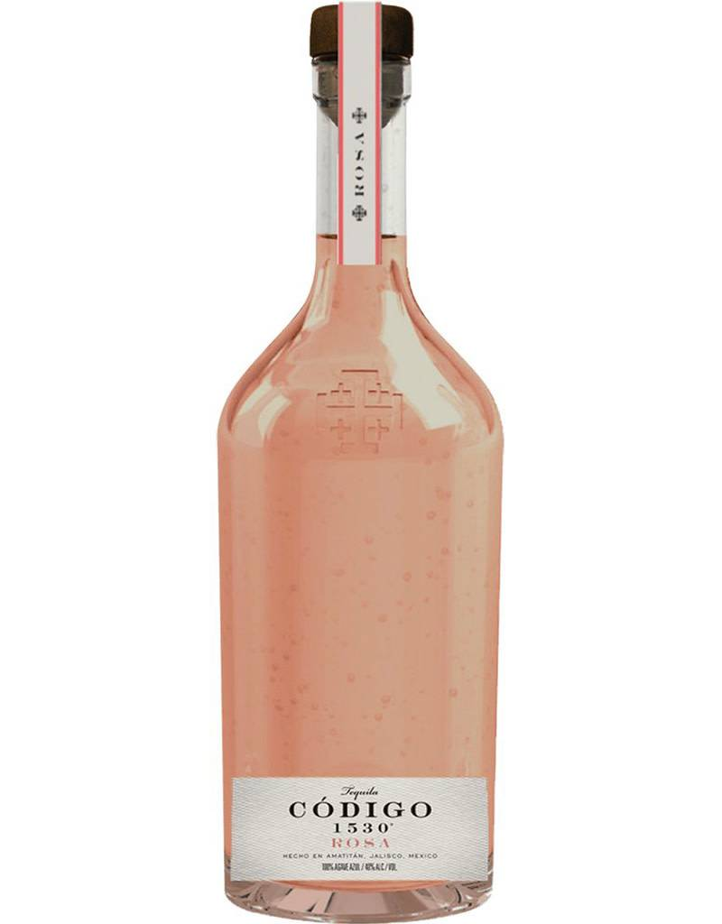 Código 1530 Rosa Blanco Tequila, Jalisco, México