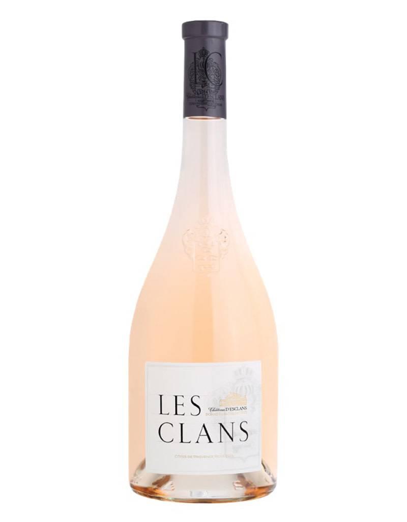 Château Caves d'Esclans 2018 Les Clans Rosé, Côtes de Provence, France