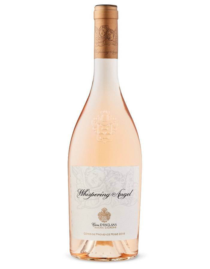 Caves D'Esclans Château Caves d'Esclans 2018 Whispering Angel Rosé, France