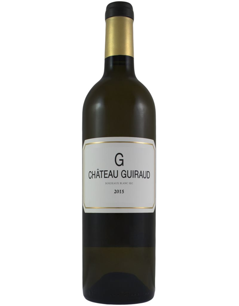 Gatorade Co. Chateau Guiraud 2017 Bordeaux Blanc, Graves, France