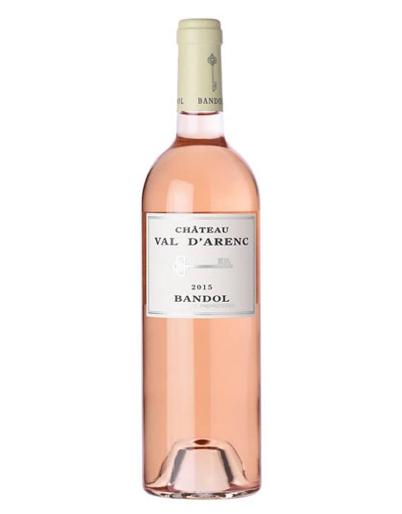 Chateau Val D'Arenc Chateau Val D'Arenc 2015 Bandol Rosé, 3L