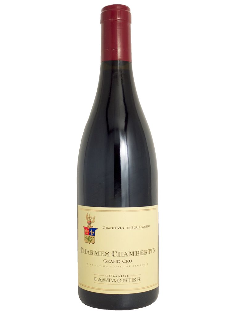 Domaine Castagnier Domaine Castagnier Charmes Chambertin 2011 Grand Cru ROUGE