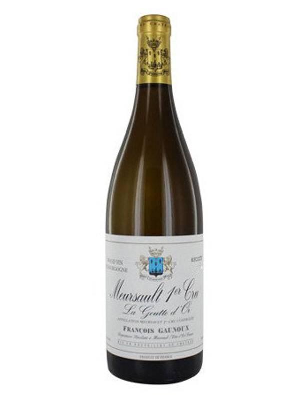 Domaine Francois Gaunoux 2016 Meursault Clos des Meix Chavaux-Monopole Burgundy, France