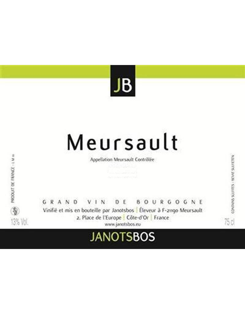 Domaine Janots-Bos 2013 Meursault, Cote de Beaune