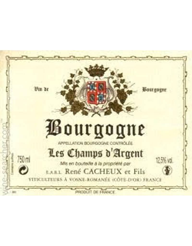 Domaine Rene Cacheux & Fils Domaine Rene Cacheux & Fils 2013 Les Champs d'Argent Bourgogne Rouge