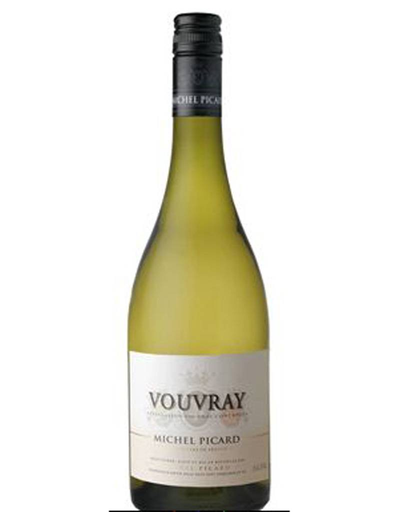 Michel Picard 2016 Vouvray, Loire Valley, France