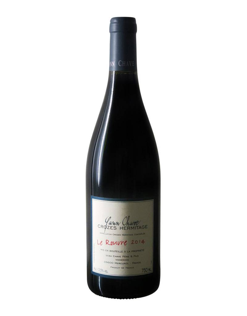 Yann 2013 Chave Hermitage ROUGE