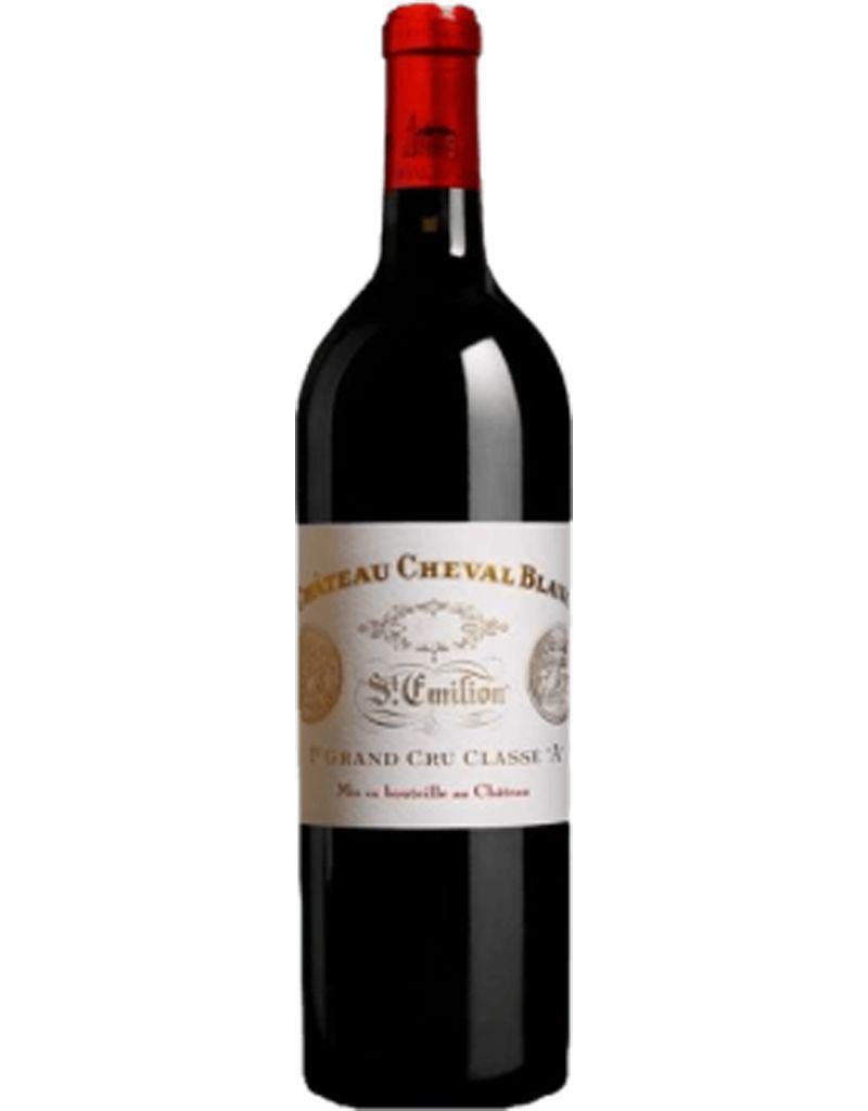 Chateau Cheval Blanc Château Cheval Blanc 2010 St. Emilion 1er Grand Cru, Bordeaux, France