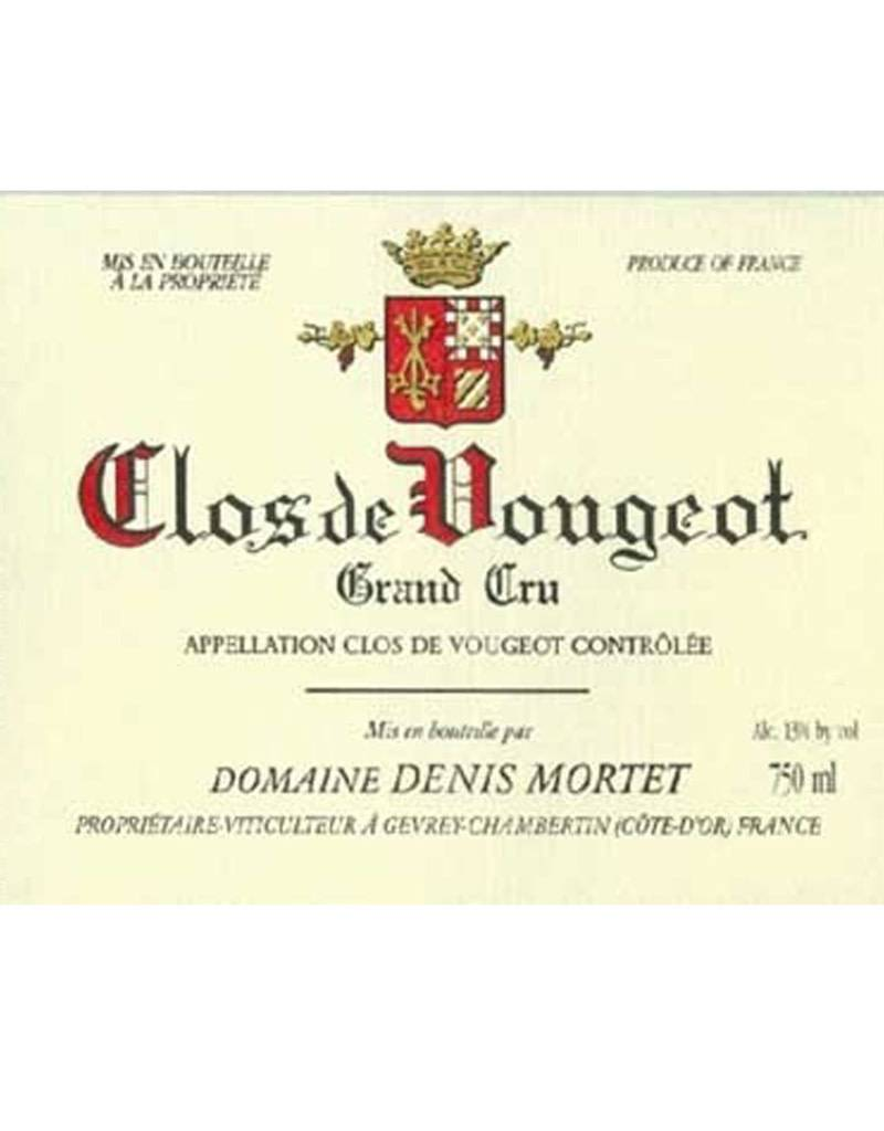 Denis Mortet Denis Mortet 2009 Clos-de-Vougeot Grand Cru ROUGE, Cote de Nuits