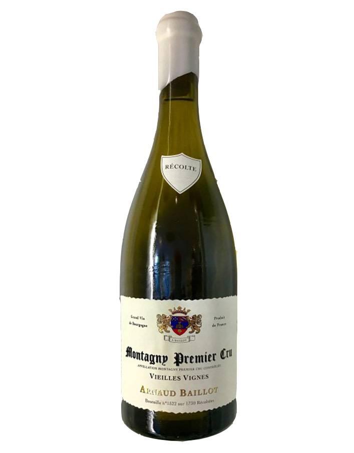 Arnaud Baillot Arnaud Baillot 2016 Montagny 1er Cru, Vieilles Vignes, Chardonnay, France