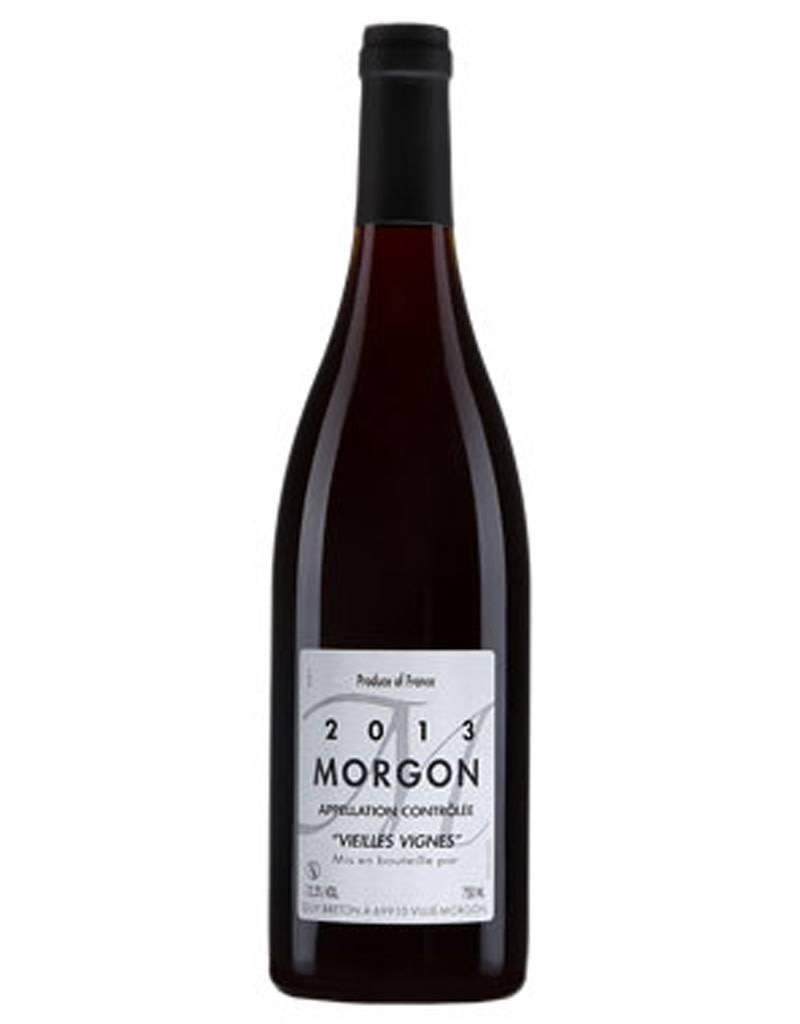 "Guy Breton Guy Breton Morgon ""Vieilles Vignes"" 2014 Beaujolais Rouge (Kermit Lynch)"