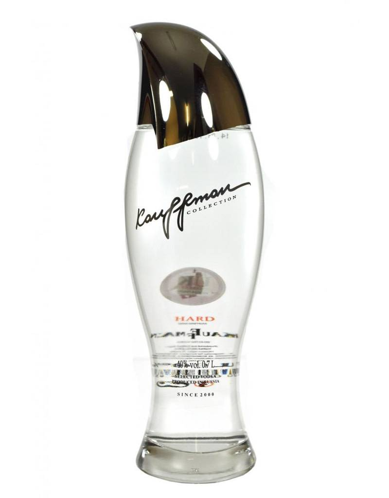 Kauffman Luxury Vodka Kauffman Luxury Vodka; Hard