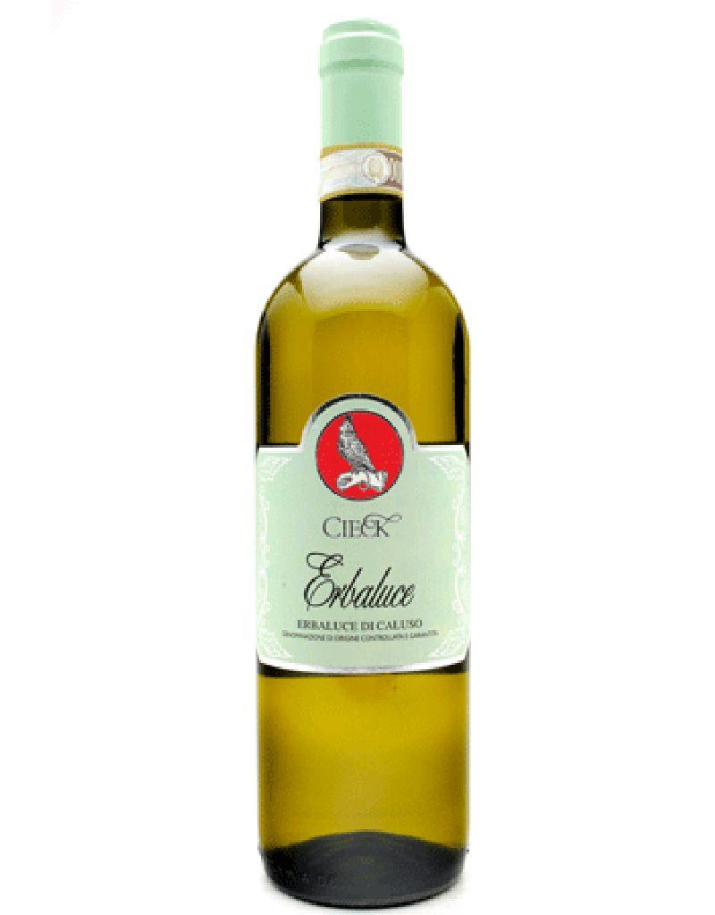 Cieck Cieck 2015 Erbaluce di Caluso White Wine