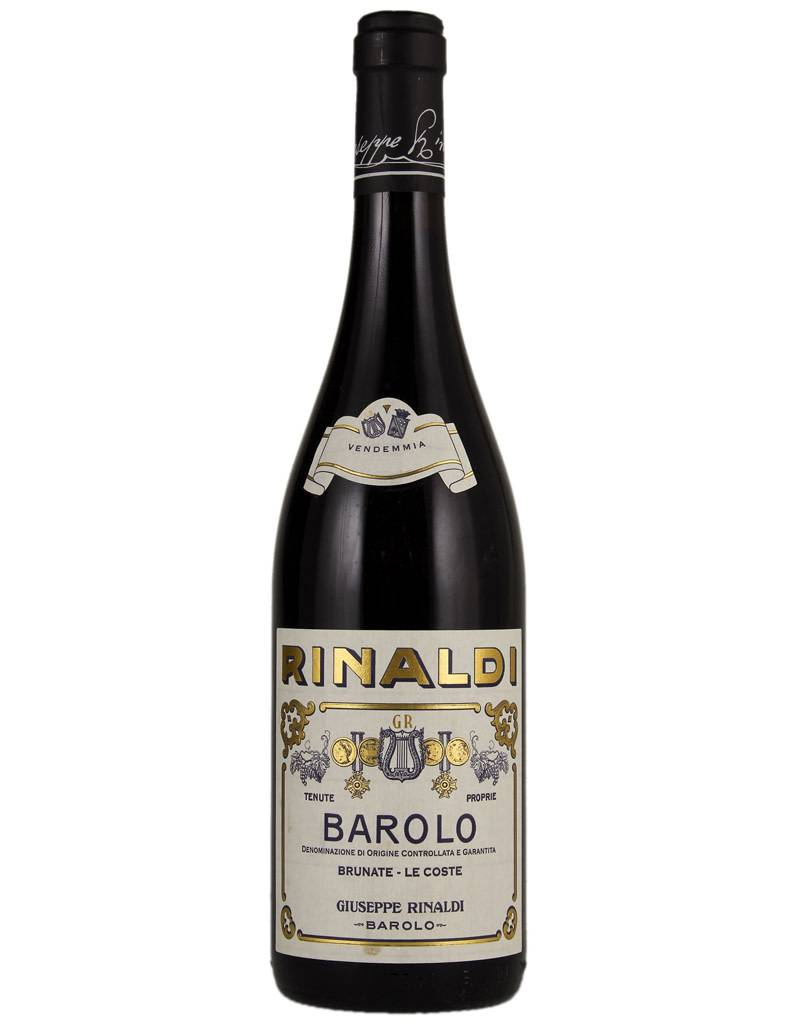 GIUSEPPE RINALDI Giuseppe Rinaldi 2015 'Brunate', Barolo DOCG, Piedmont, Italy