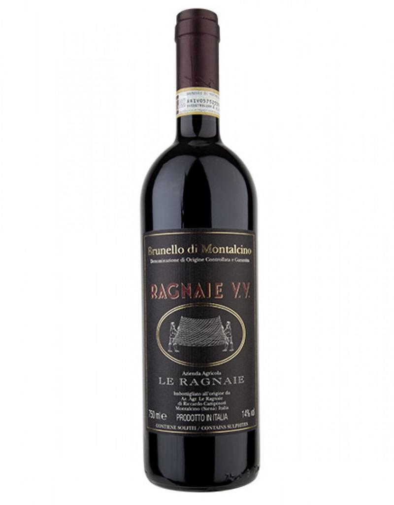 Le Ragnaie Le Ragnaie 2012 'Vigne Vecchia' Brunello di Montalcino