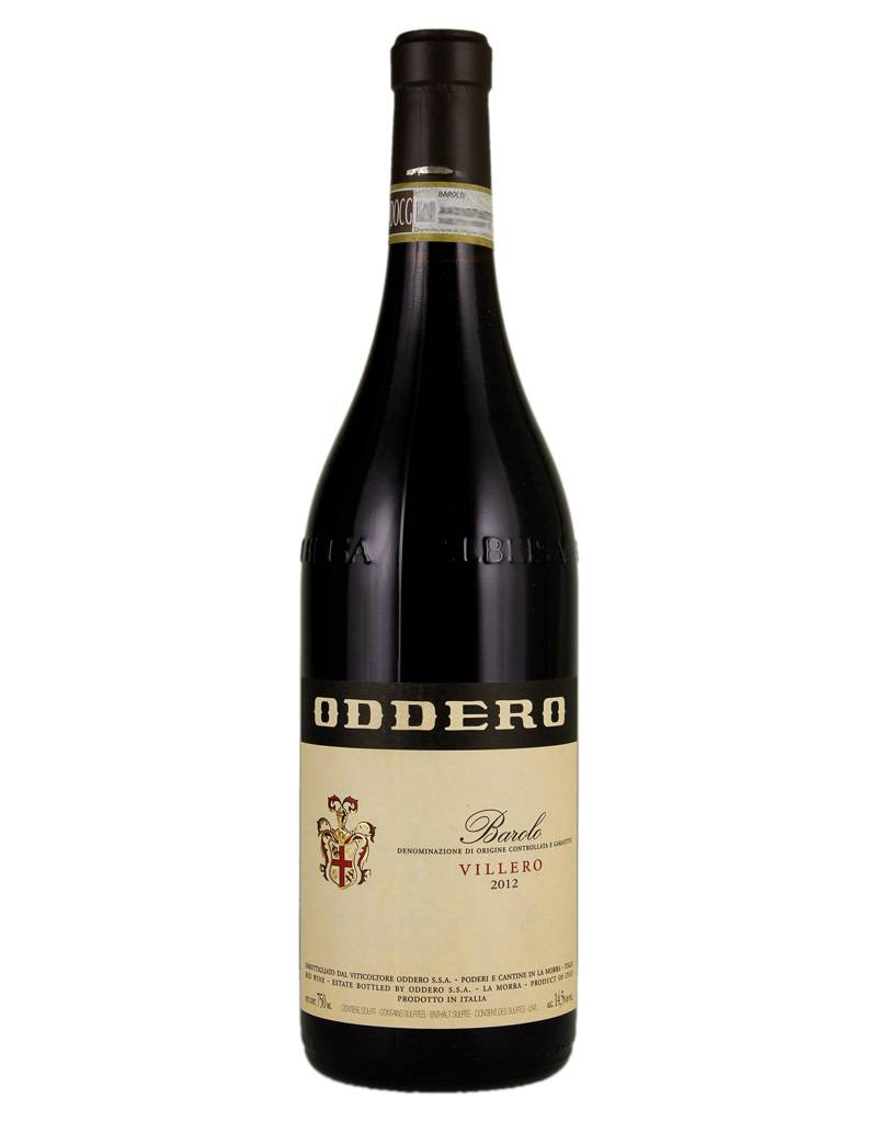 Poderi Oddero 2015 'Villero' Barolo DOCG, Piedmont, Italy