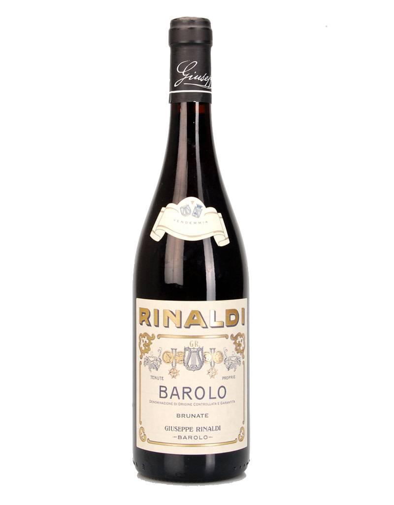 GIUSEPPE RINALDI Giuseppe Rinaldi 2005 Cannubi San Lorenzo - Ravera, Barolo DOCG, Italy 1.5L