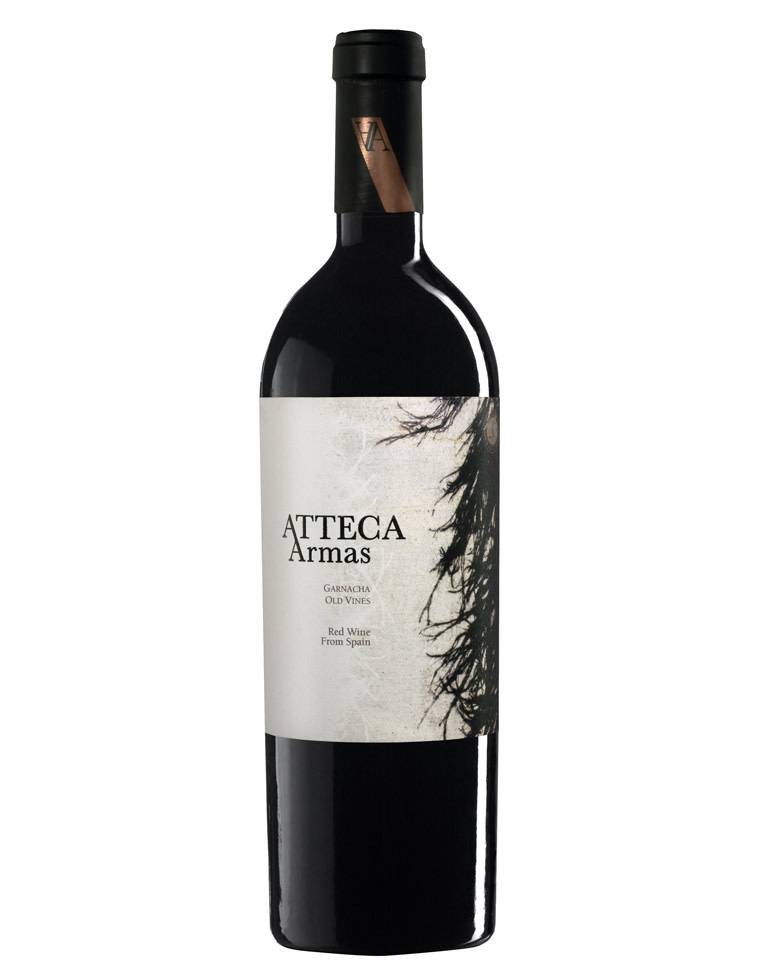 Bodegas Ateca Atteca Armas 2014 Old Vines Granacha, Calatayud, Spain by Juan Gil