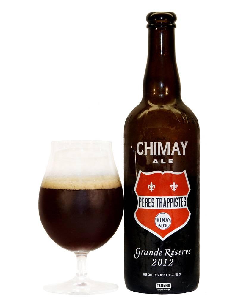 Chimay Blue Grande Reserve Ale Bomber