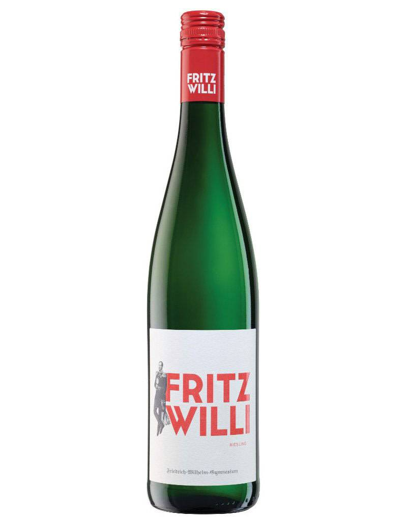 Fritz Willi Fritz Willi 2013 Riesling Off-Dry