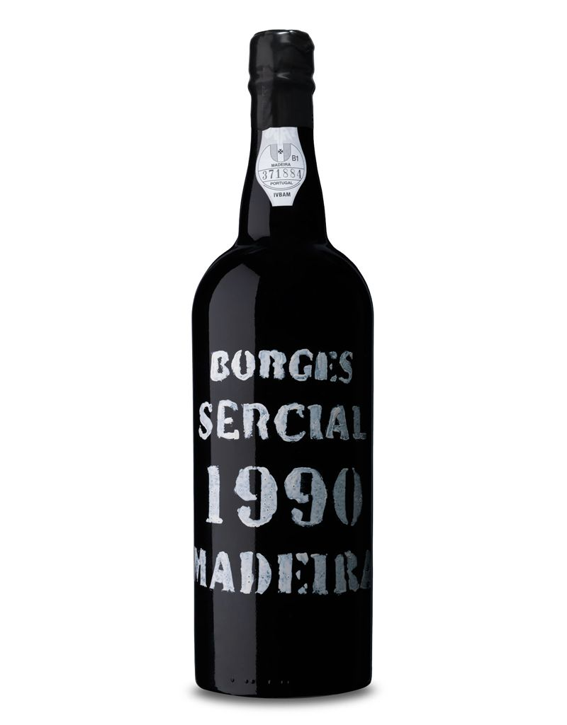 H.M. Borges H.M. Borges 1990 Sercial Seco Madeira