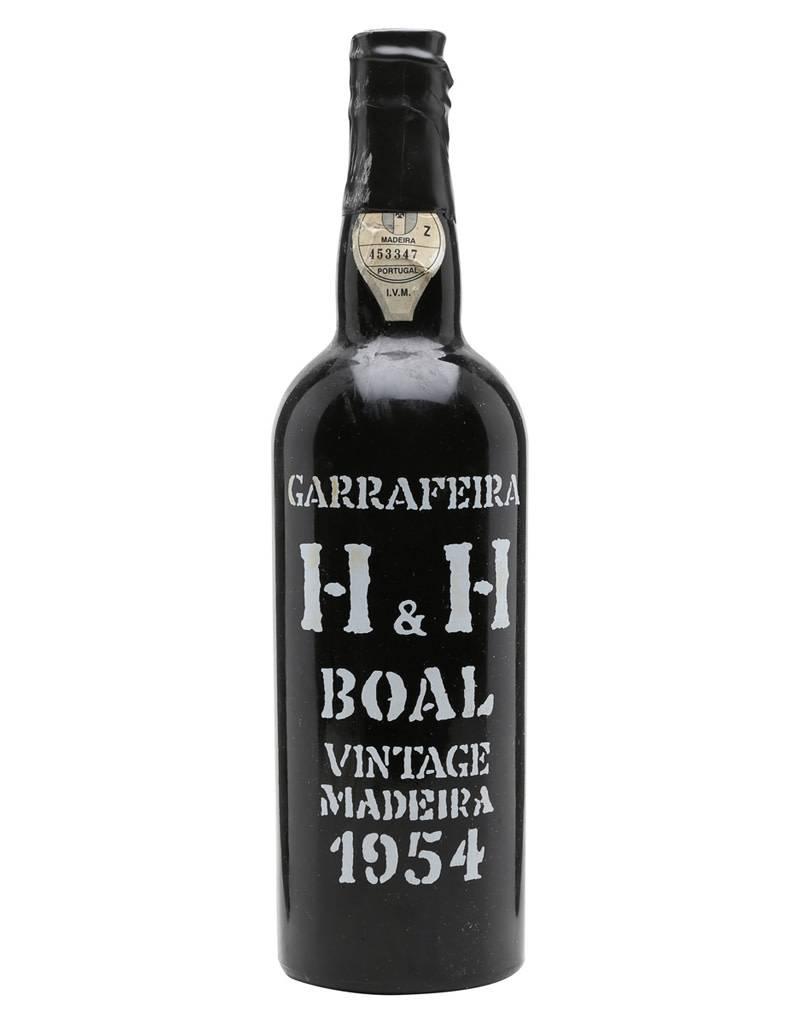 Henriques & Henriques Henriques & Henriques 1954 Garrafeira Malvasia Madeira