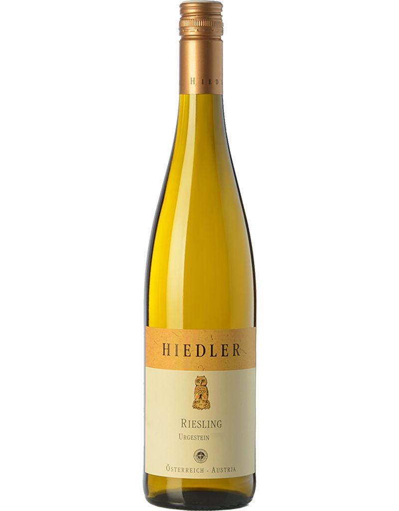 """Hiedler 2015 """"Urgestein"""" Riesling, Austria"""