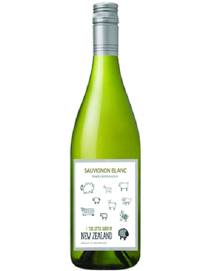 The Little Sheep 2018 Sauvignon Blanc, New Zealand
