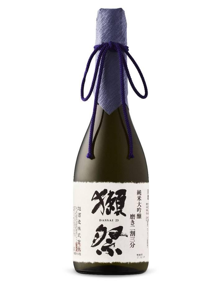 Dassai 23 Junmai Daiginjo Sake, 720mL