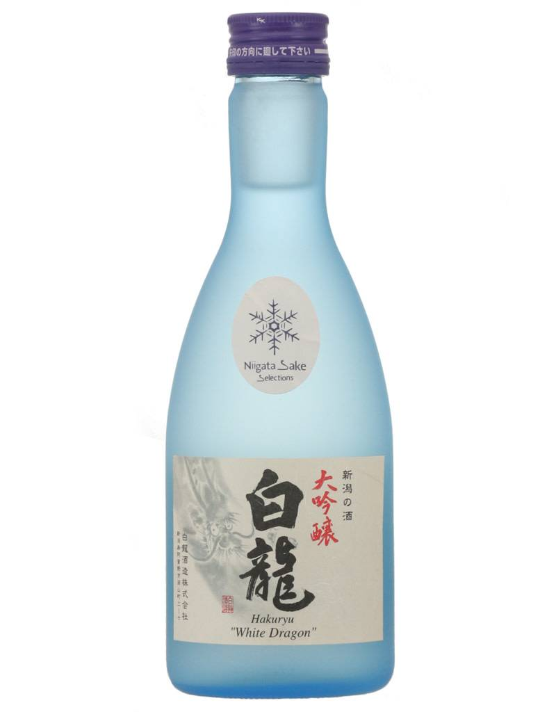Hakuryu 'White Dragon'Sake, 300mL