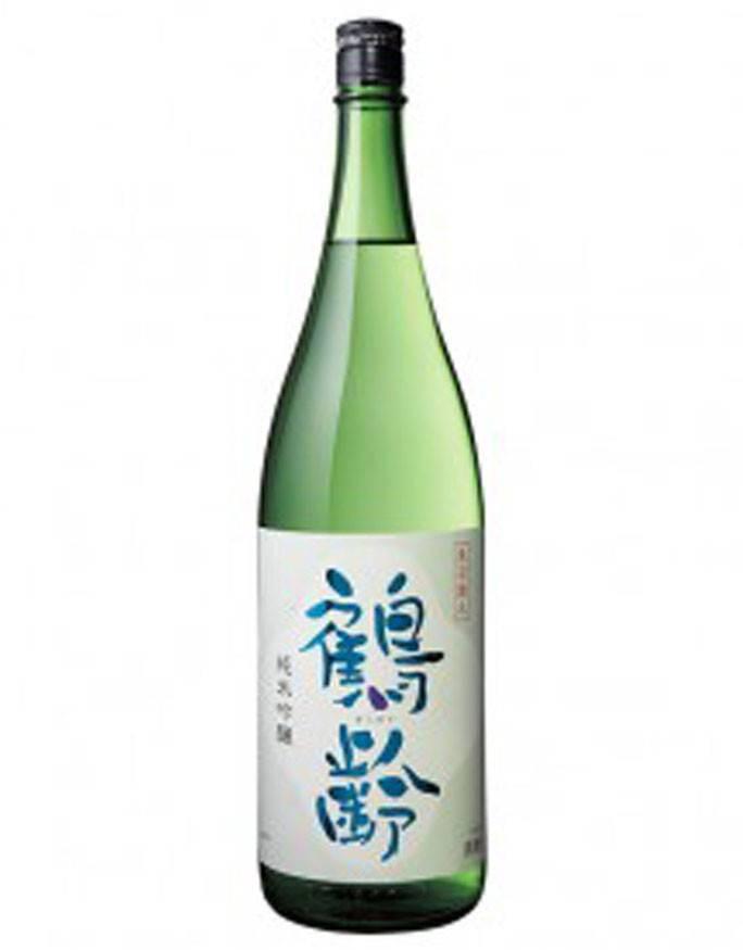 Kaku-Rei Junmai Ginjo Sake, 720mL