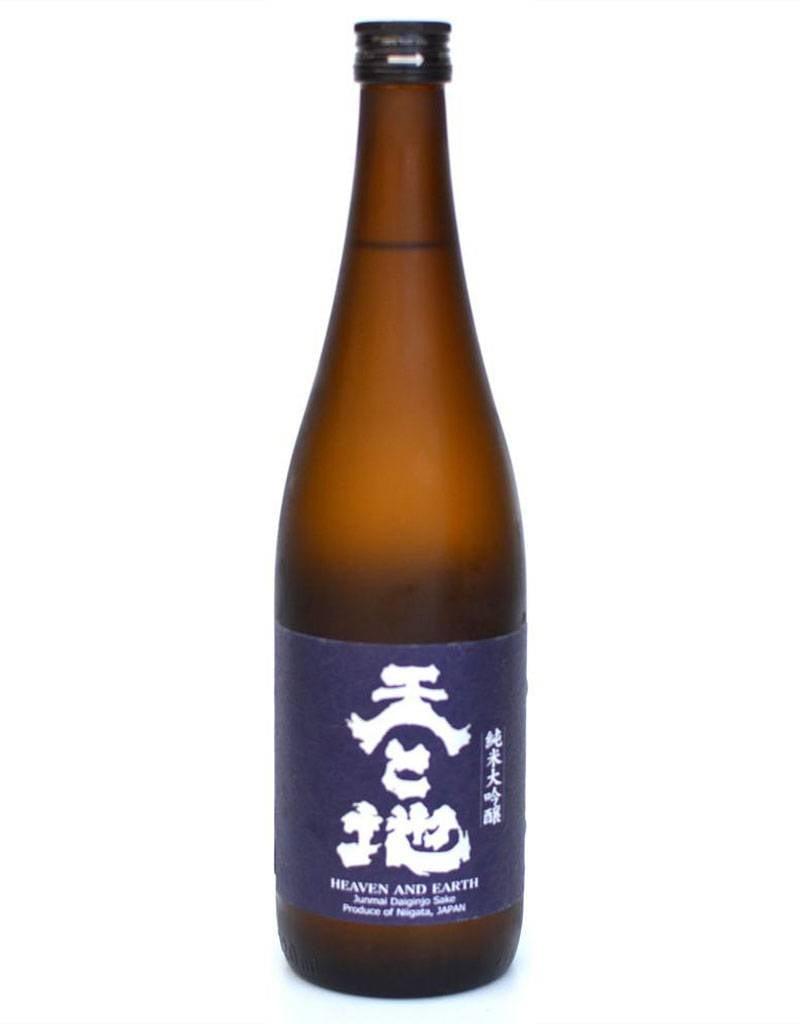 Ten to Chi 'Heaven & Earth' Junmai Daiginjo, 720mL