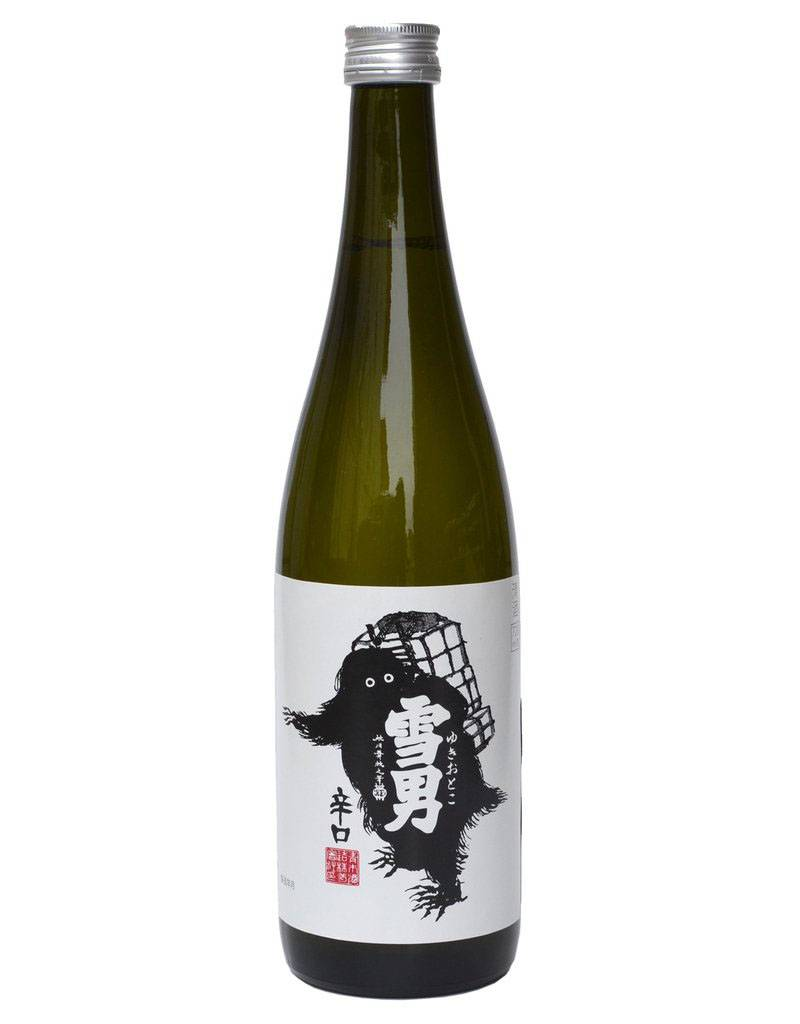 Yuki Otoko Honjozo Sake, 1.8mL