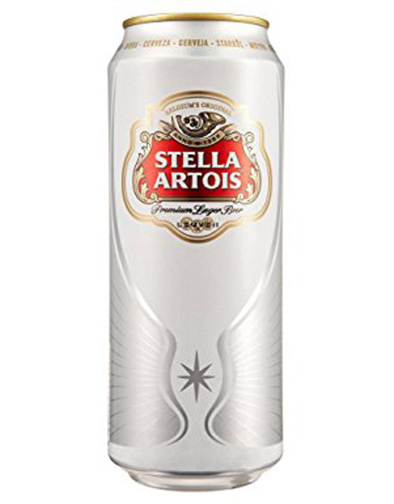 Stella Artois, 19.2oz Single Can