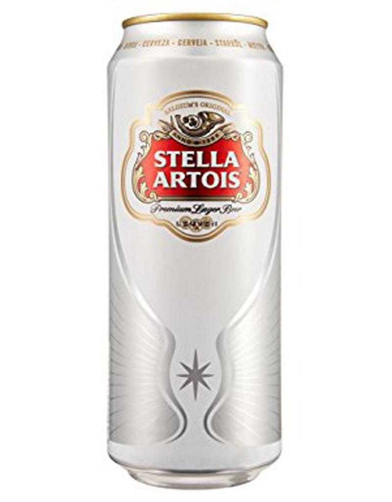 Stella Artois, Belgium, 19.2oz Single Can
