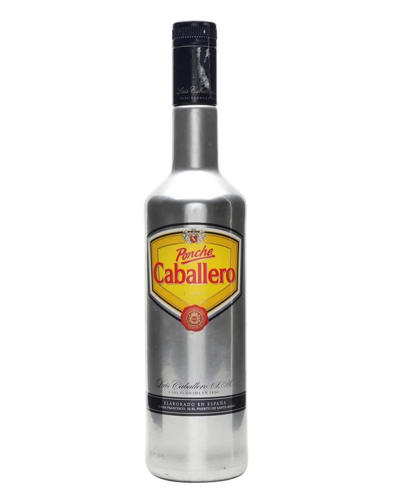 Caballero Orange Liqueur, Spain
