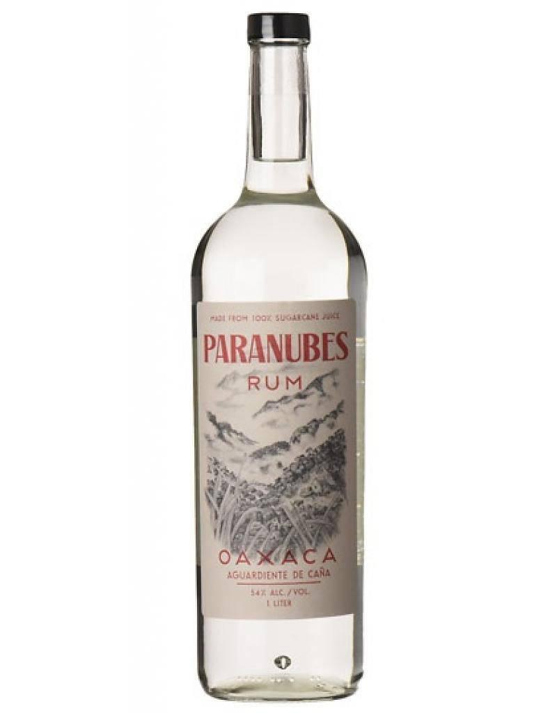 Paranubes Rum Blanco, Oaxaca, México 1L
