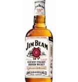 Jim Beam White Label Whiskey, Kentucky