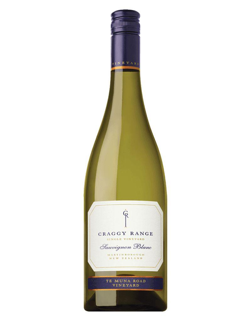 Craggy Range 2020 'Te Muna Road Vineyard' Sauvignon Blanc, New Zealand