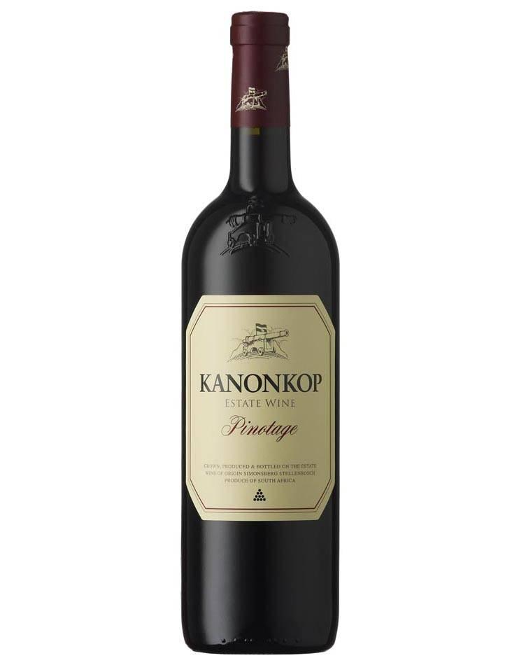 Kanonkop Estate Wine 2017 Pinotage, Stellenbosch, South Africa