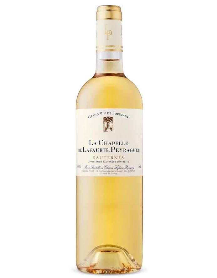 La Chapelle De Lafaurie-Peyraguey 2015 Sauternes, France 375mL