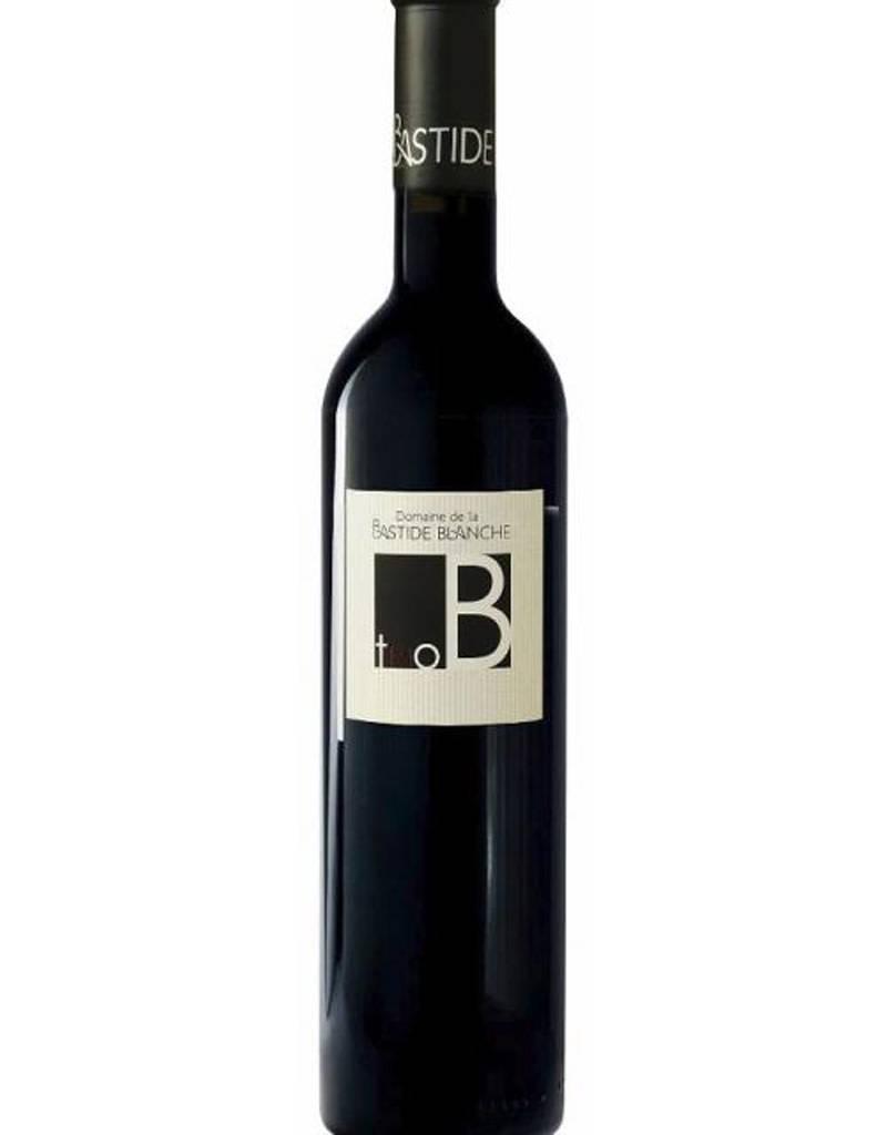 Domaine de la Bastide Blanche 2014 Two B Red Blend, Côtes de Provence