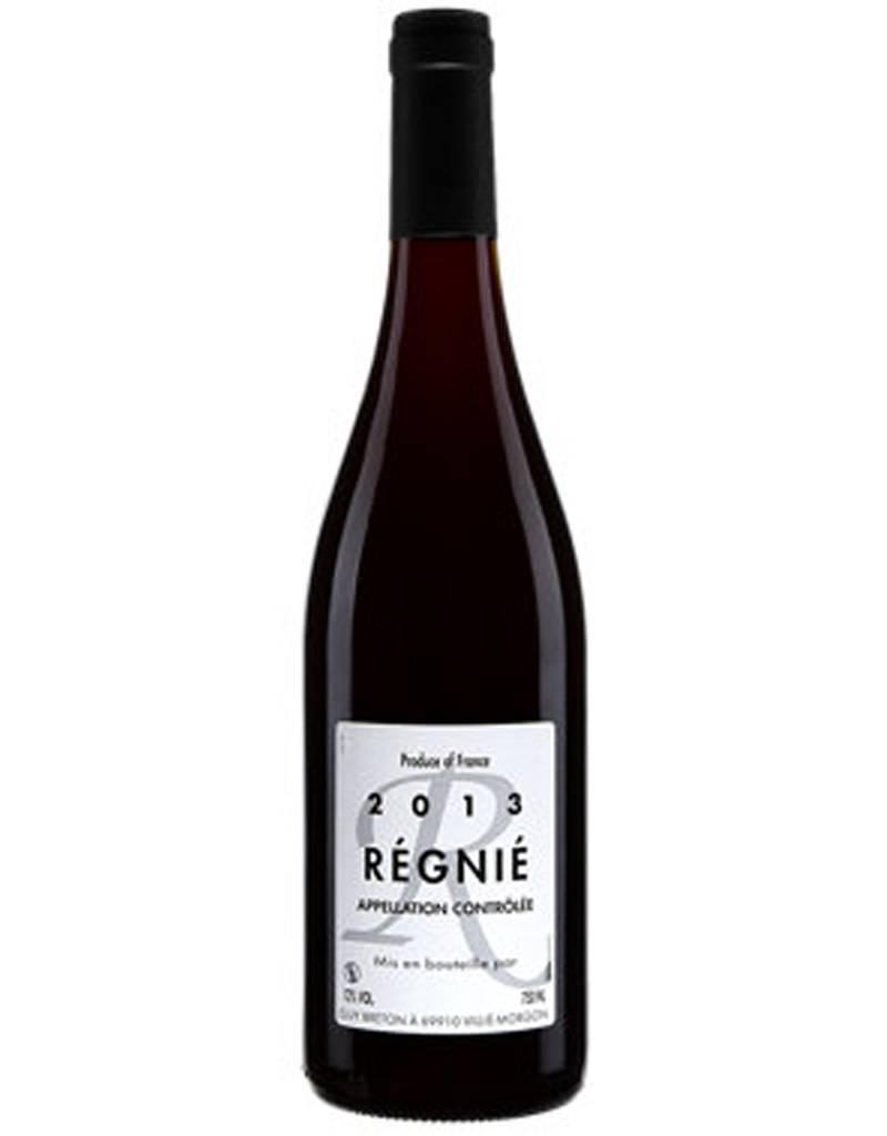 Guy Breton Guy Breton 2017 Régnié, Beaujolais Rouge, France
