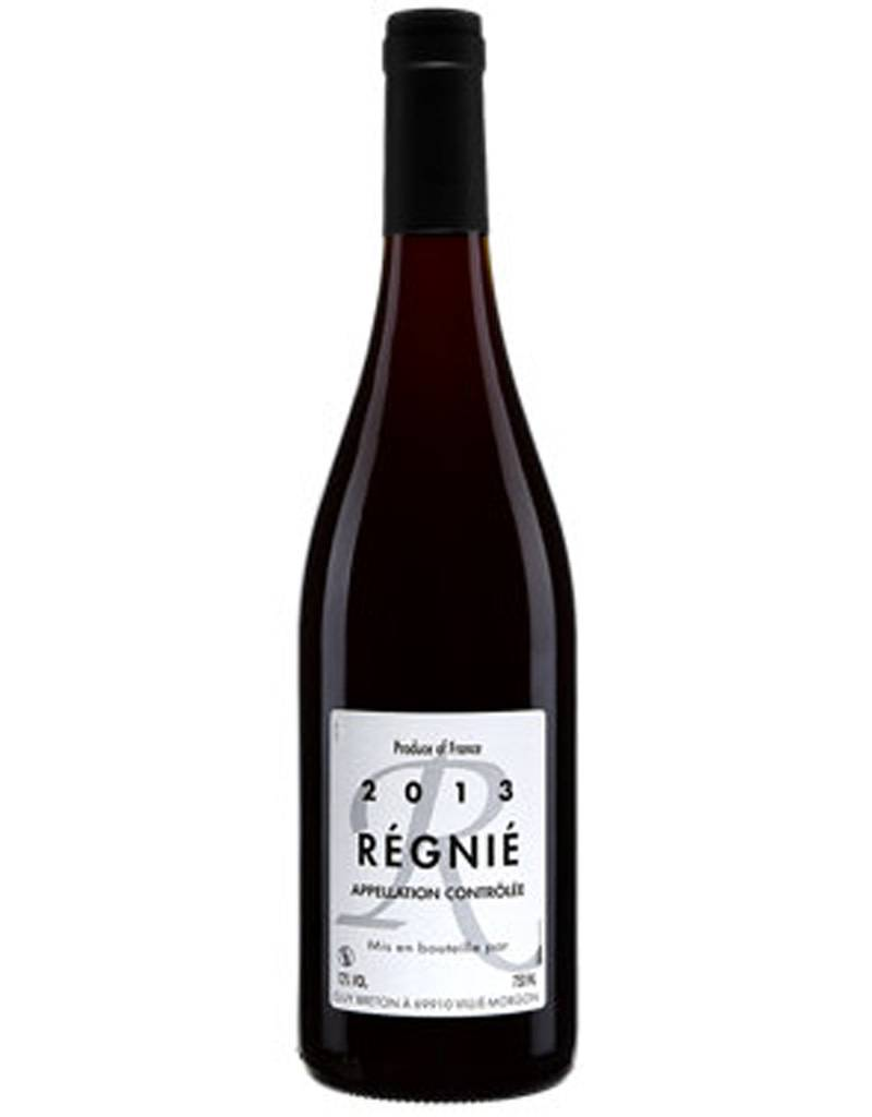 Guy Breton Guy Breton Régnié 2017 Beaujolais Rouge, France [Kermit Lynch]